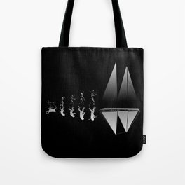 Sailor Evolution Tote Bag