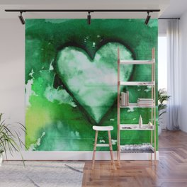 Heart Dreams 3D by Kathy Morton Stanion Wall Mural