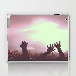 Pretty Lights Laptop & iPad Skin