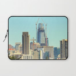 The Salesforce Tower Pre - View Laptop Sleeve