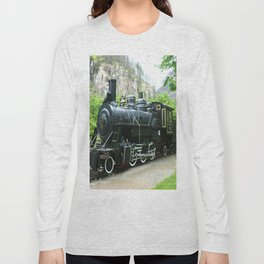Old Number Six Long Sleeve T-shirt