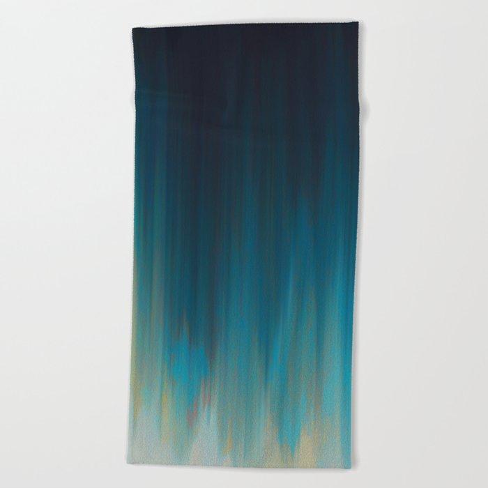 Creation & Analysis Beach Towel