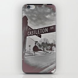 Castleton Drive iPhone Skin