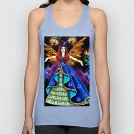 The Fire Fairy Unisex Tank Top