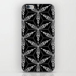 Laconic geometric iPhone Skin