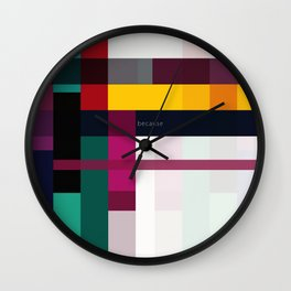 Because Wall Clock