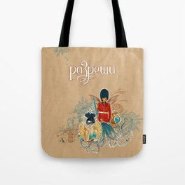 Allow yourself Tote Bag