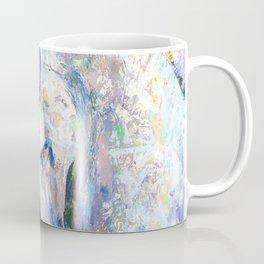 Horse portrait, Stallion, Stud Coffee Mug