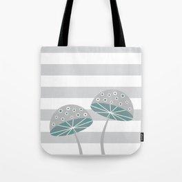 Romantic mushrooms Tote Bag