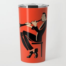 The Clarinetist Travel Mug