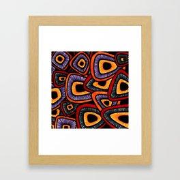 The Copier Framed Art Print