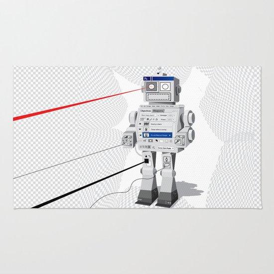 Photobot Rug