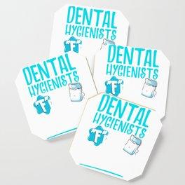 Dental Hygienists Coasters For Any Decor Style Society6