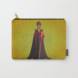 Origami Villain- Vile Betrayer Carry-All Pouch