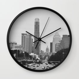 034 | austin Wall Clock