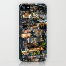 NYC never sleeps iPhone (5, 5s) Slim Case
