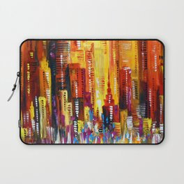 Sunny Los Angeles Laptop Sleeve
