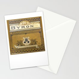 Vintage Book Cover Stationery Cards
