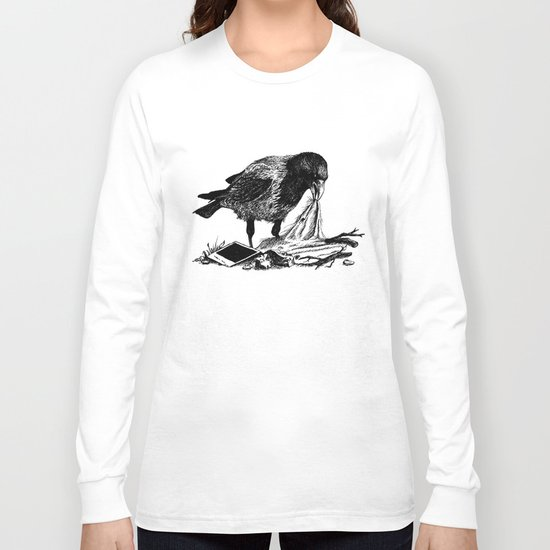 Crow's nest Long Sleeve T-shirt