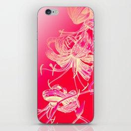 Tiger Lilies II iPhone Skin