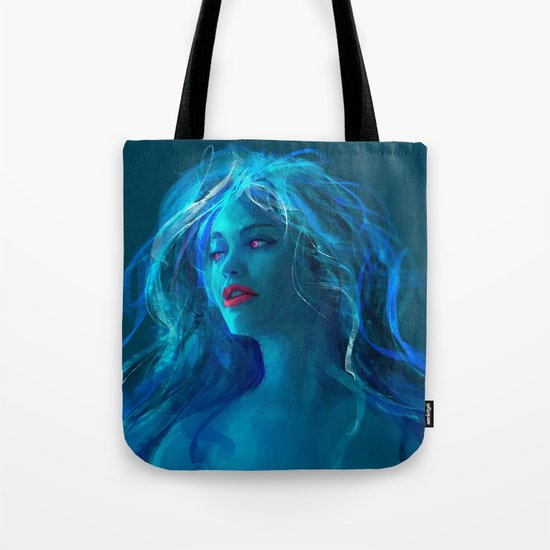 MELANCHOLY PILL Tote Bag
