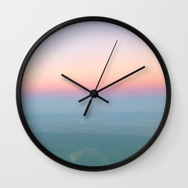 The Escape Clause (Horizontal) Wall Clock