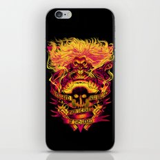 IMMORTAN JOE: THE ASHES OF THIS WORLD iPhone & iPod Skin
