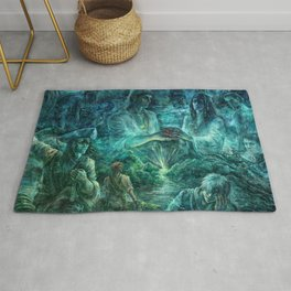 Keeper of your heart Rug