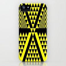 Black & Yellow Slim Case iPhone (5, 5s)