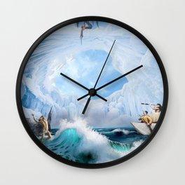 Angels Dance Wall Clock