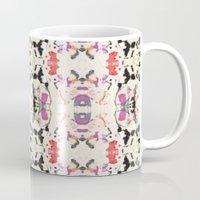 rorschach Mugs featuring Rorschach by Zephyr