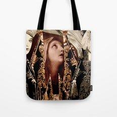 Notre Dame des Larmes Tote Bag