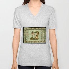 Cleopatra 10 Unisex V-Neck