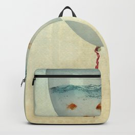 Balloon Fish Backpack