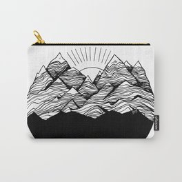 Heart is buried Carry-All Pouch