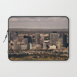 Paysage urbain de La Défense, Paris // La Défense, Paris Cityscape Laptop Sleeve