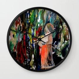 la bergere Wall Clock