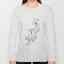 Florecer Long Sleeve T-shirt