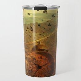 Veil of time Travel Mug