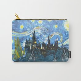 Starry Night in H castle Carry-All Pouch