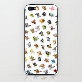 Marathon Animals iPhone Skin