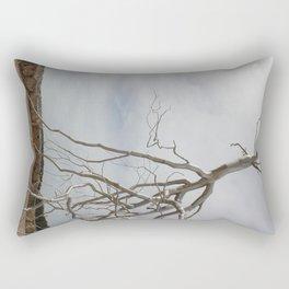 Alian Tree at The Israel Museum Jerusalem Rectangular Pillow