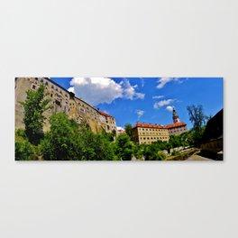 Czech Republic Canvas Print