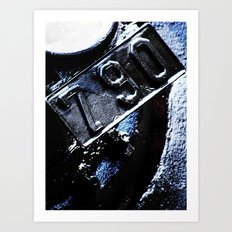 790 Art Print