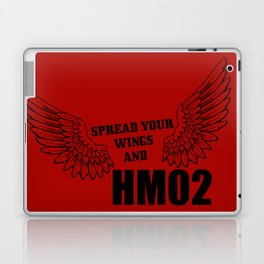Spread your wings and HM02 Laptop & iPad Skin