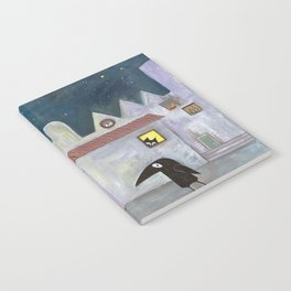 city of cats Notebook