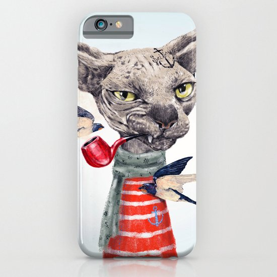 Sphynx cat iPhone & iPod Case
