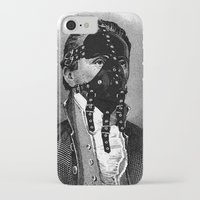 bdsm iPhone & iPod Cases featuring BDSM IV by DIVIDUS DESIGN STUDIO