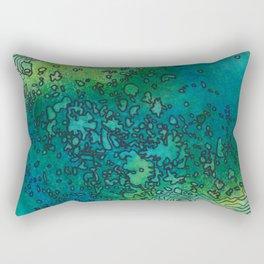 South Pacific Rectangular Pillow