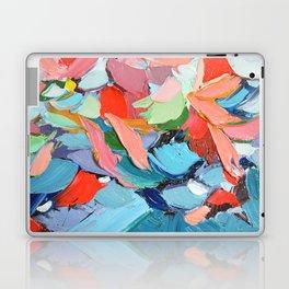 Winter's Bouquet Laptop & iPad Skin